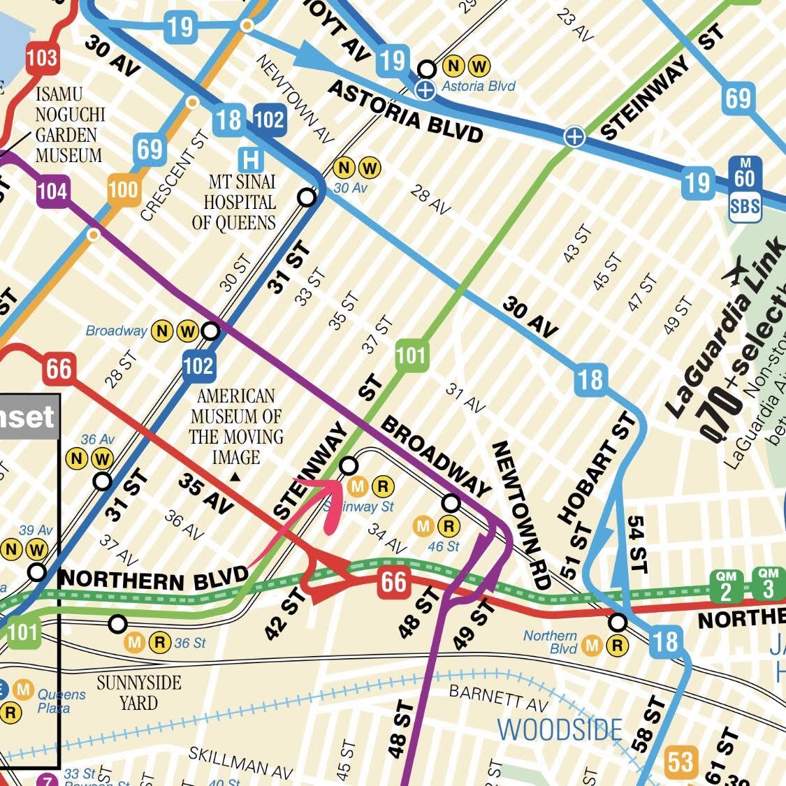 St Ave Long Island City Ny