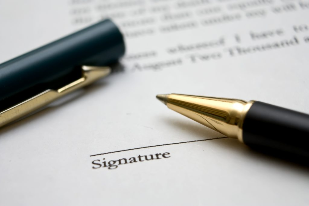 Queens ny real estate contract