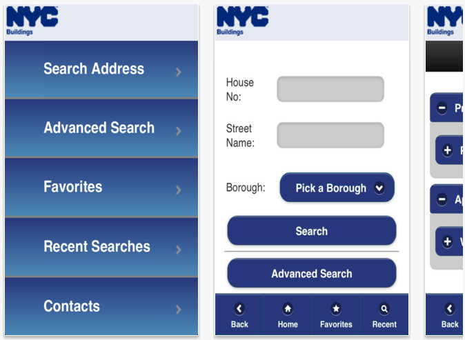 Nyc Department Of Buildings Complaints By Address