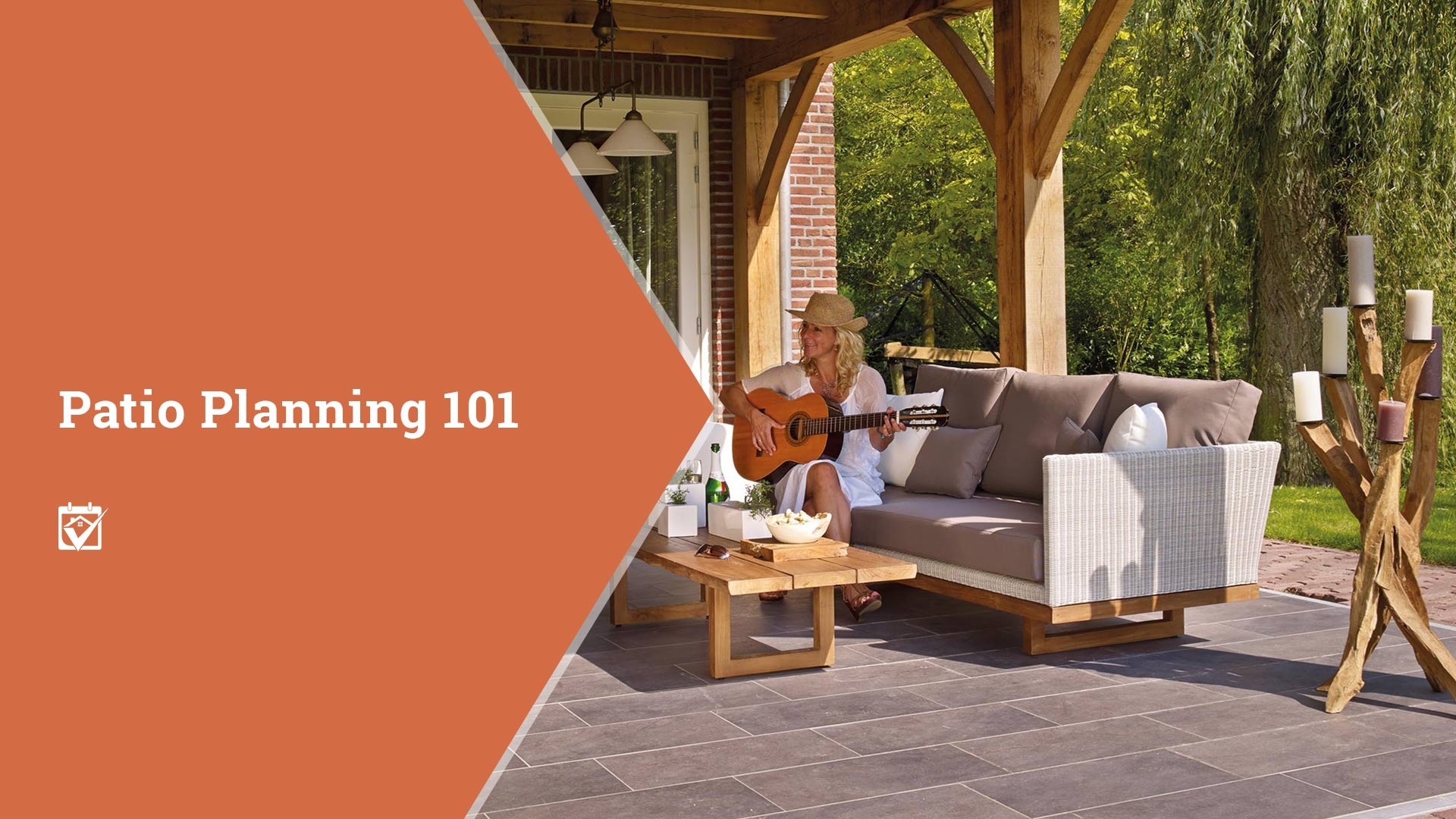 Get That Patio Ready For Spring