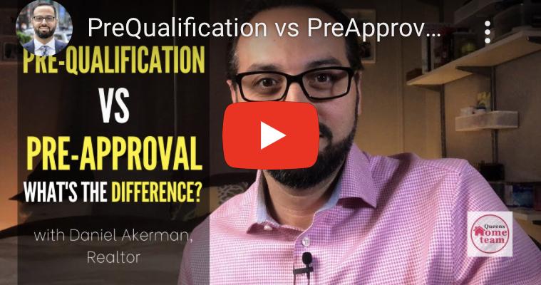 PreQual vs Pre-Approval NYC