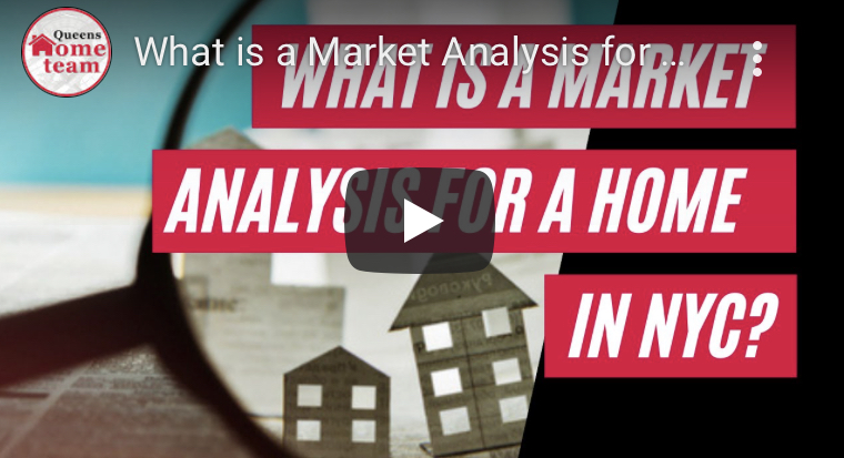What is a Market Analysis for a Home in NYC?