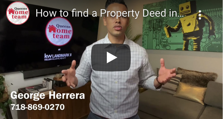 How to Find a Property Deed in Queens or NYC